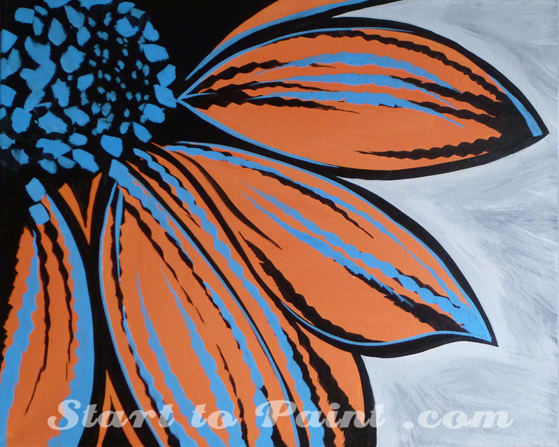 Orange and Blue Flower.jpg