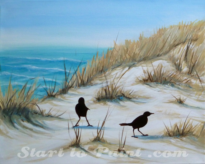 Birds on the Beach.jpg