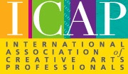 International Association of Creative Arts Professionals Logo