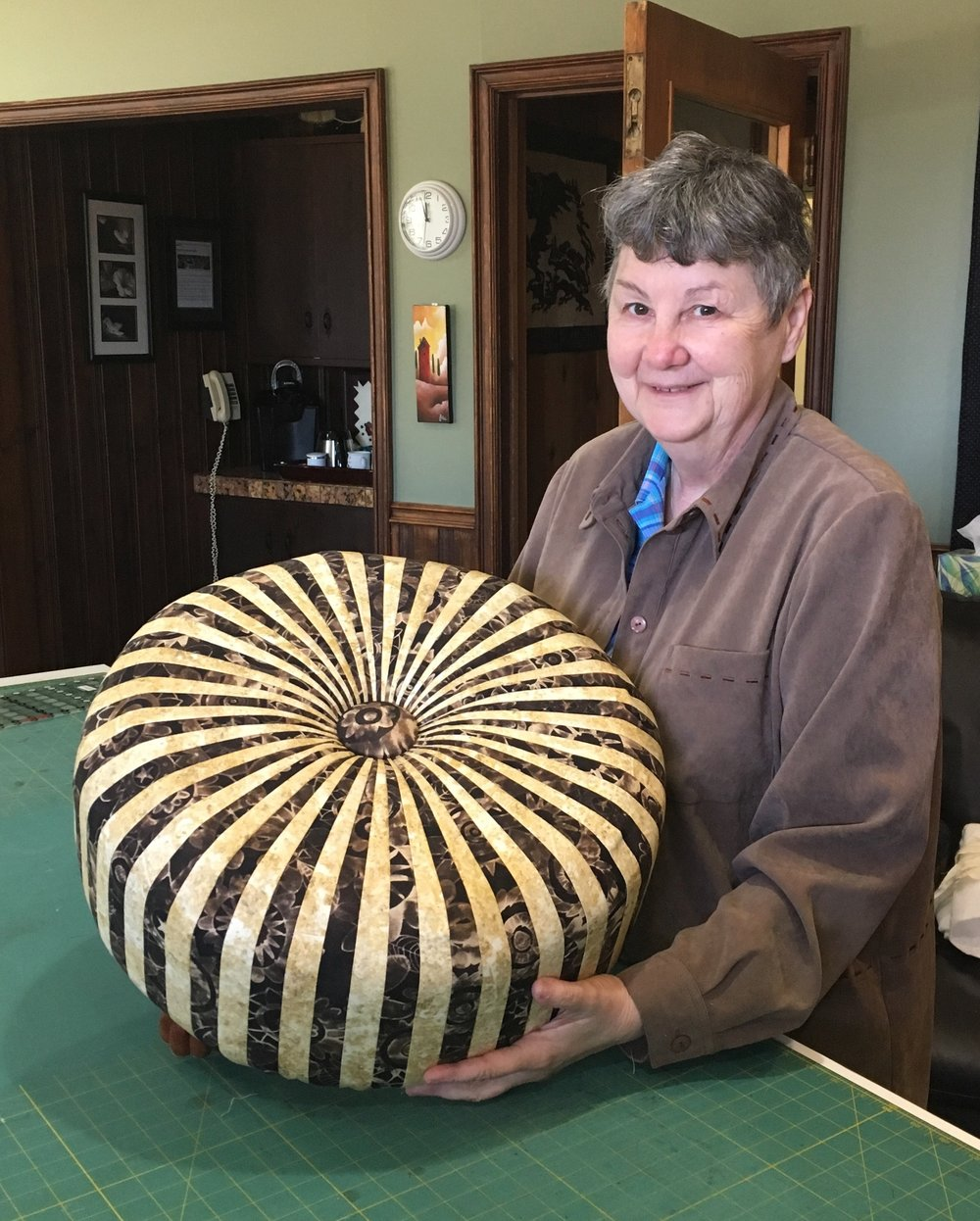 Val Letford with her new Tuffet.jpg