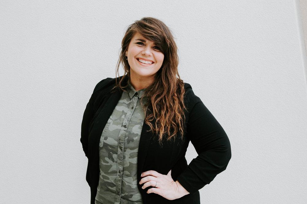 Jessica Busboom, Director