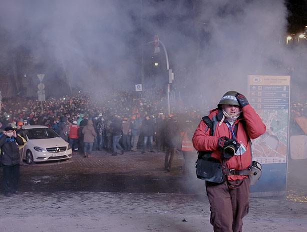 Maidan , Sergei Loznitsa (2014)