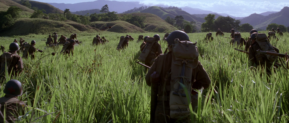 The Thin Red Line , Terrence Malick (1999)
