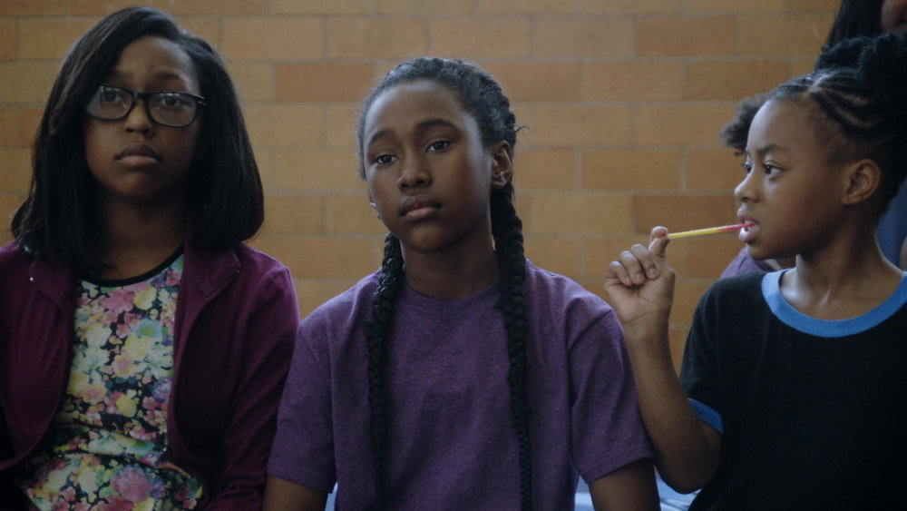 The Fits , Anna Rose Holmer (2015)