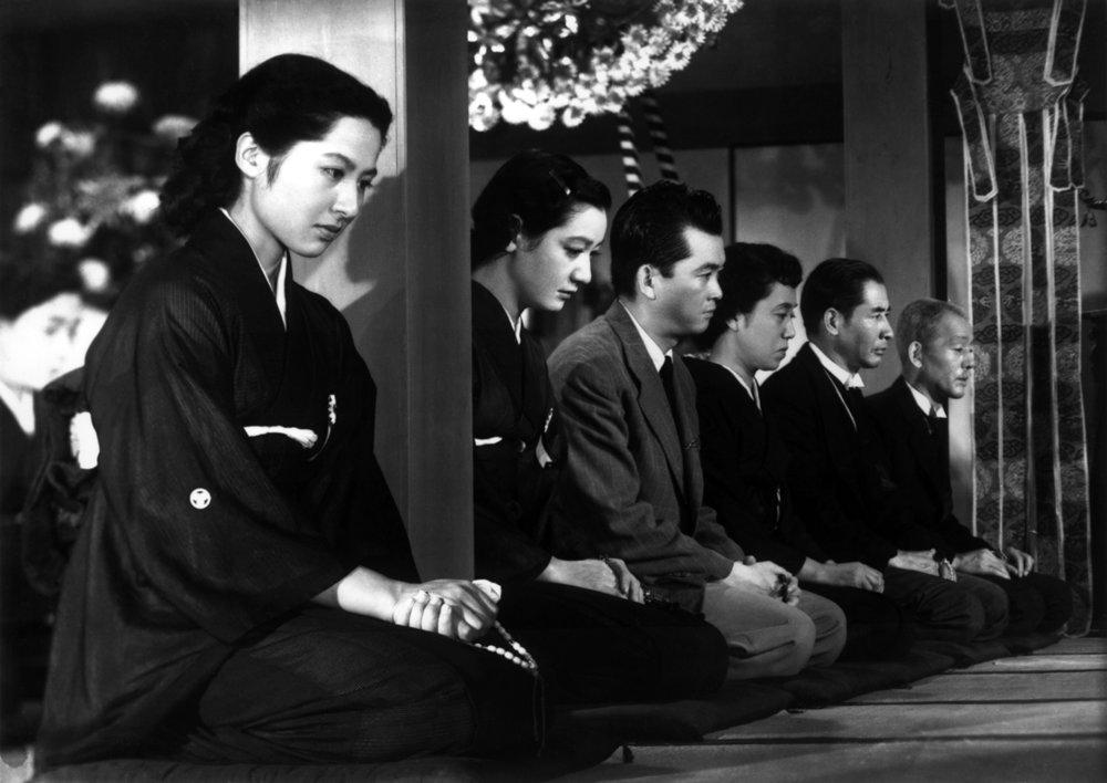 Tokyo Story ,Yasujiro Ozu (1953)