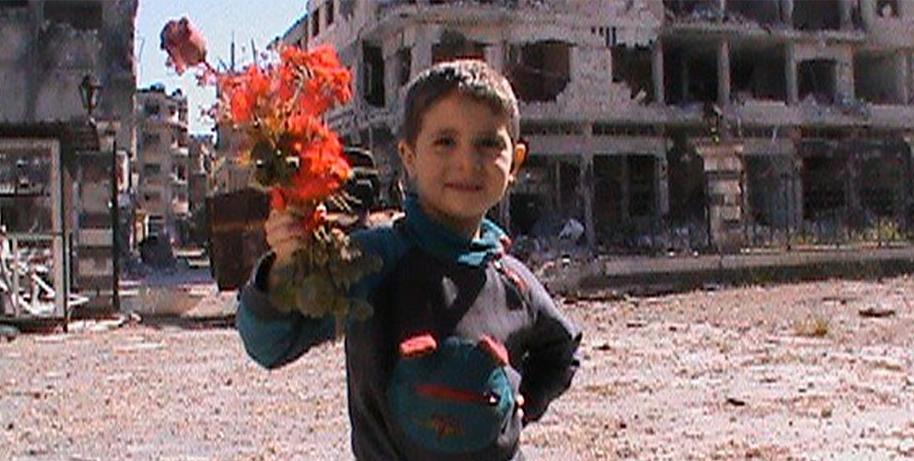 ilvered Water: Syria Self Portrait, Ossama Mohammed & Wiam Simav Bedirxan (2014)