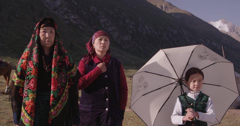 Heavenly Nomadic  , Mirlan Abdykalykov (2015)