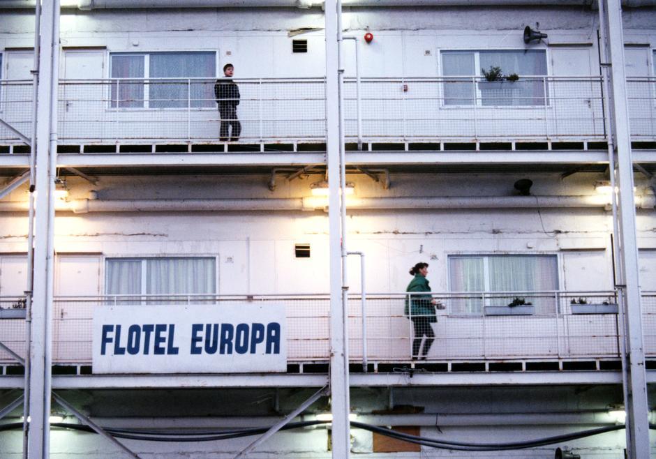 Flotel Europa ,Vladimir Tomic (2015)