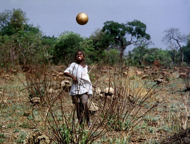 Le Ballon d'or ,Cheik Doukouré (1994)