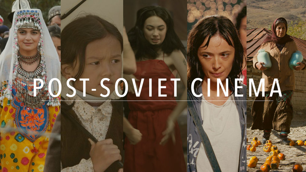 April: Post-Soviet Cinema Series,  FLMTQ Releases 22-26