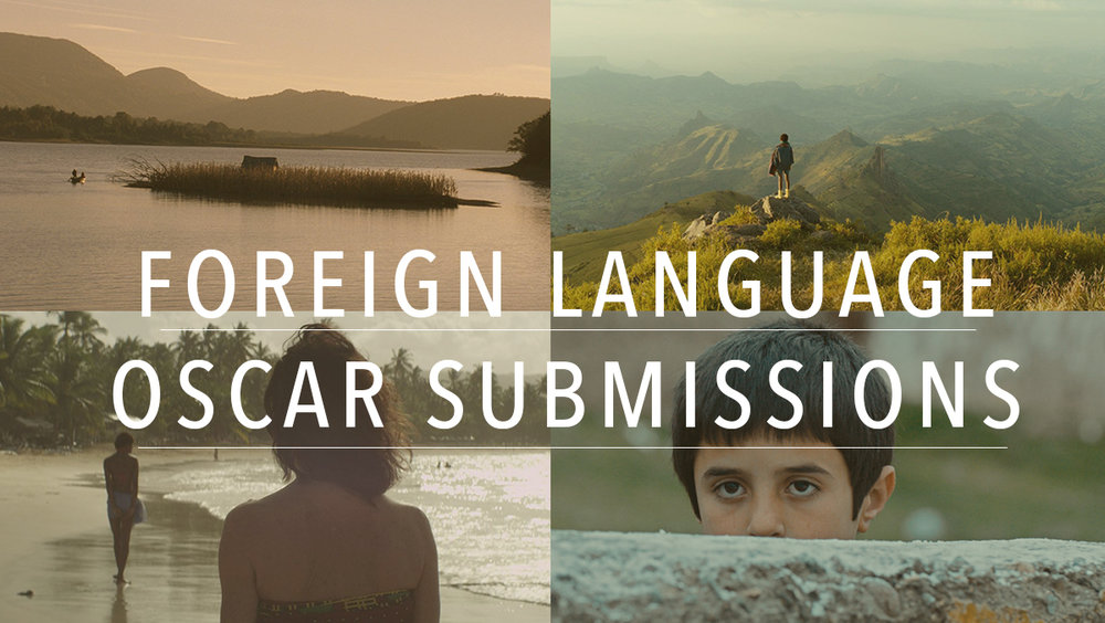 February: Foreign Language Oscat Submissions Series, FLMTQ Releases 14-17