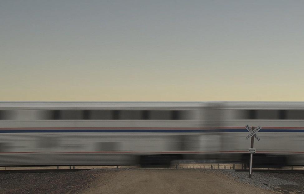 In Transit , Albert Maysles (2015)