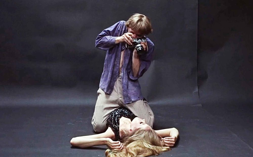 Blow-Up , Michelangelo Antonioni (1966)