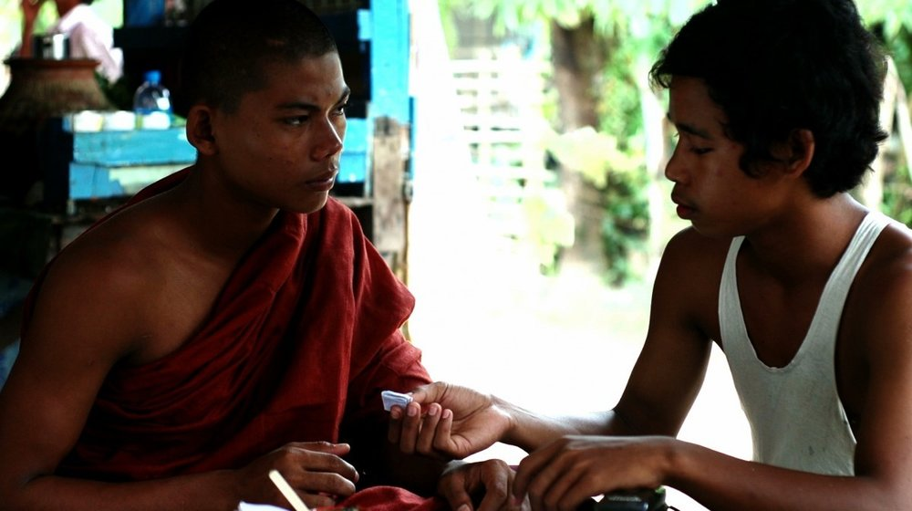 The Monk, Maw Naing (2014)