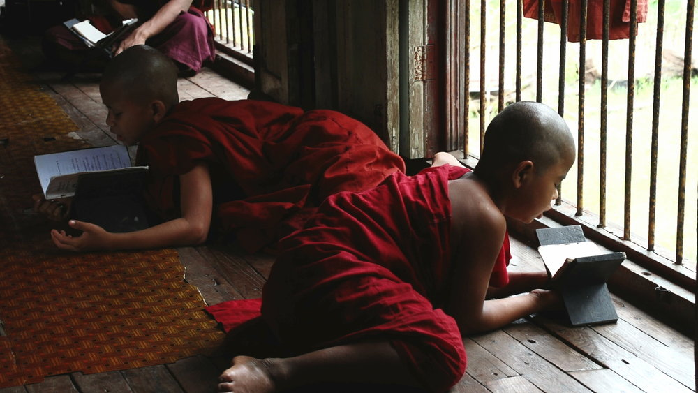 The Monk,Maw Naing (2014)