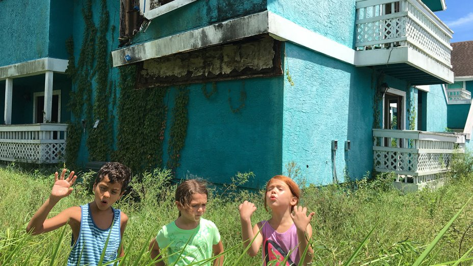 The Florida Project , Sean Baker (2017)