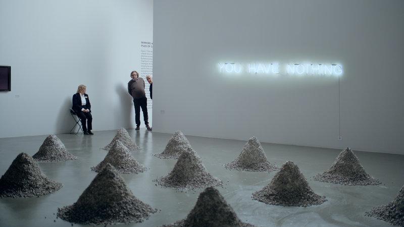 The Square , Ruben Östlund (2017)
