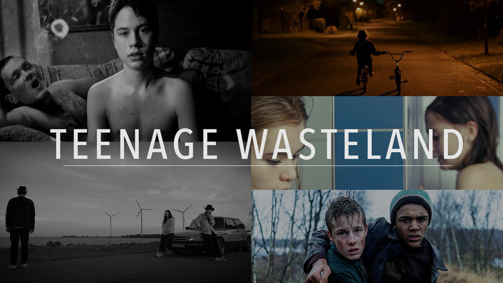 October: Teenage Wasteland,  FLMTQ Releases 48-52