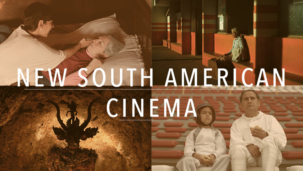 January: New South American Cinema, FLMTQ Releases 60-63