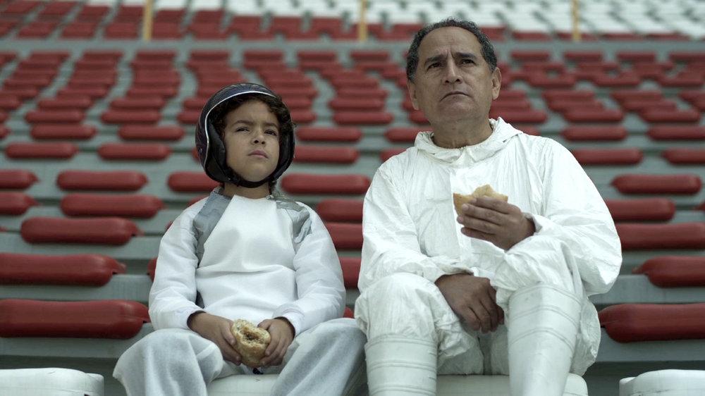 El Limpiador (The Cleaner), Adrián Saba (2012)