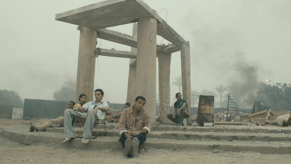 Chaos, Disorder,  Nadine Khan (2012)