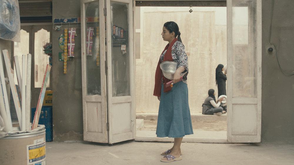 Chaos, Disorder,Nadine Khan (2012)