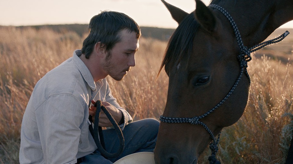 The Rider , Chloé Zhao (2017)