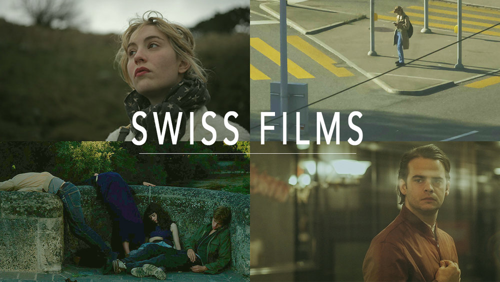 October: Swiss Films,  FLMTQ Releases 98-101
