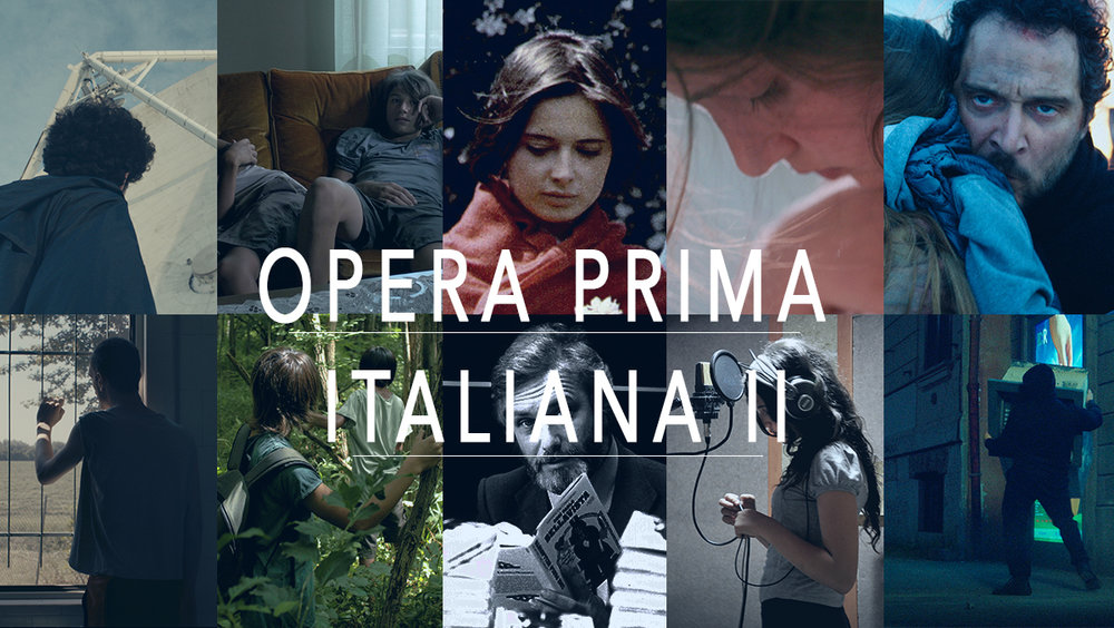 November: Opera Prima Italiana II,  FLMTQ Releases 102-106