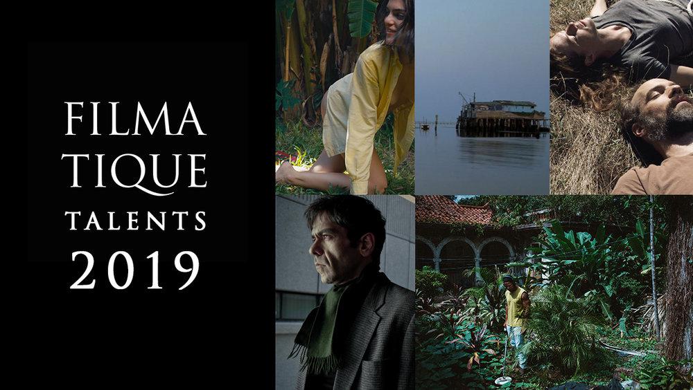 April: Filmatique Talents 2019:  FLMTQ Releases 126-130