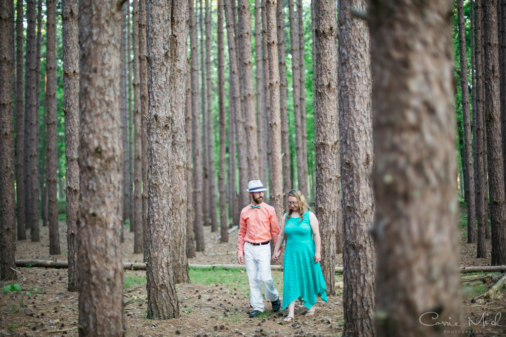 Oak Openings MetroPark Ohio - Peter and Rachel Engaged - Corrie Mick Photography-21.jpg