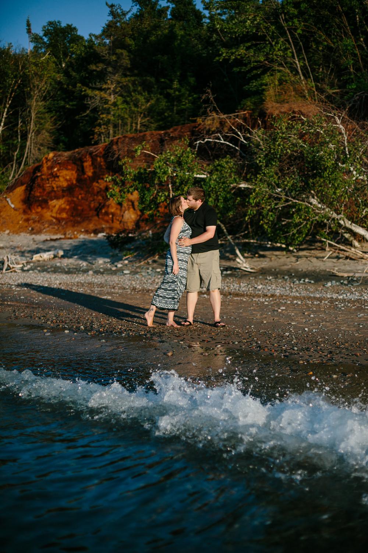 Muskallonge Lake State Park - Steven & Jessica Anniversary - Corrie Mick Photography-64.jpg