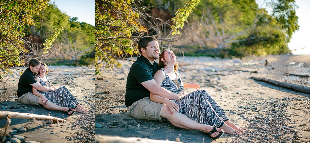 Steven & Jessica at Lake Superior - Corrie Mick Photography.jpg