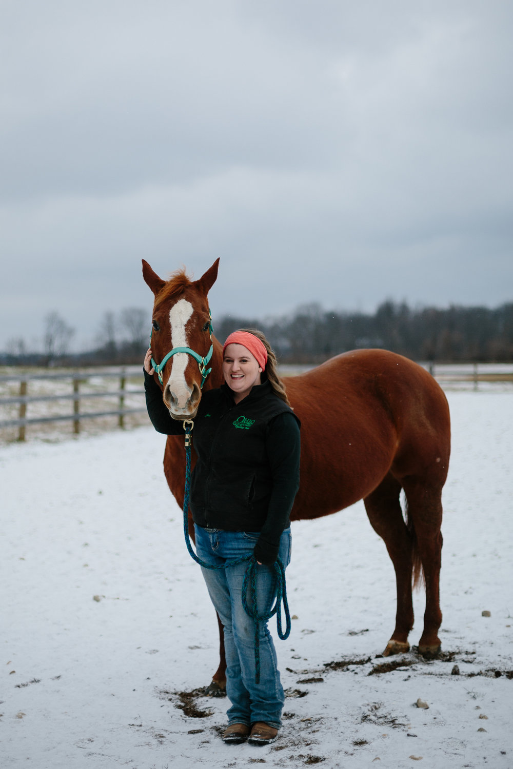 Jess & Shea at the Horse Barn in the Snow - Corrie Mick Photography-35.jpg