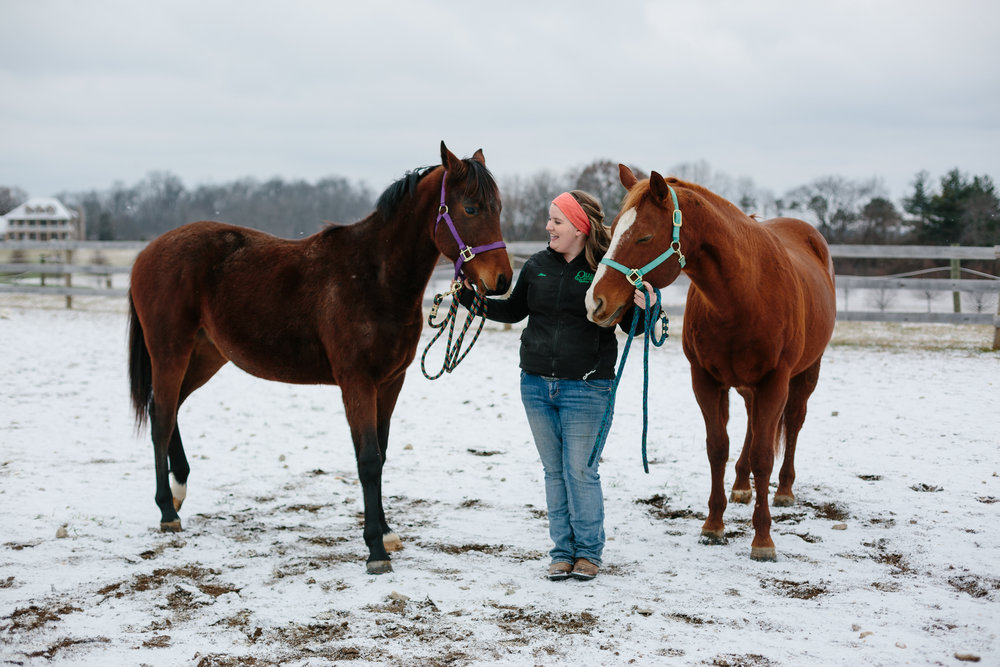 Jess & Shea at the Horse Barn in the Snow - Corrie Mick Photography-52.jpg