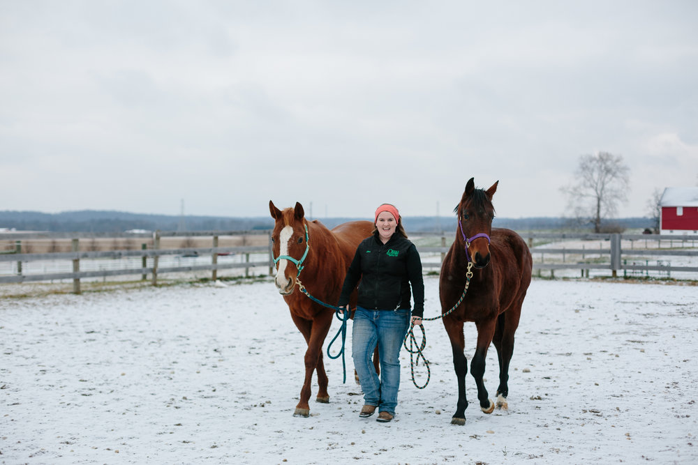 Jess & Shea at the Horse Barn in the Snow - Corrie Mick Photography-59.jpg