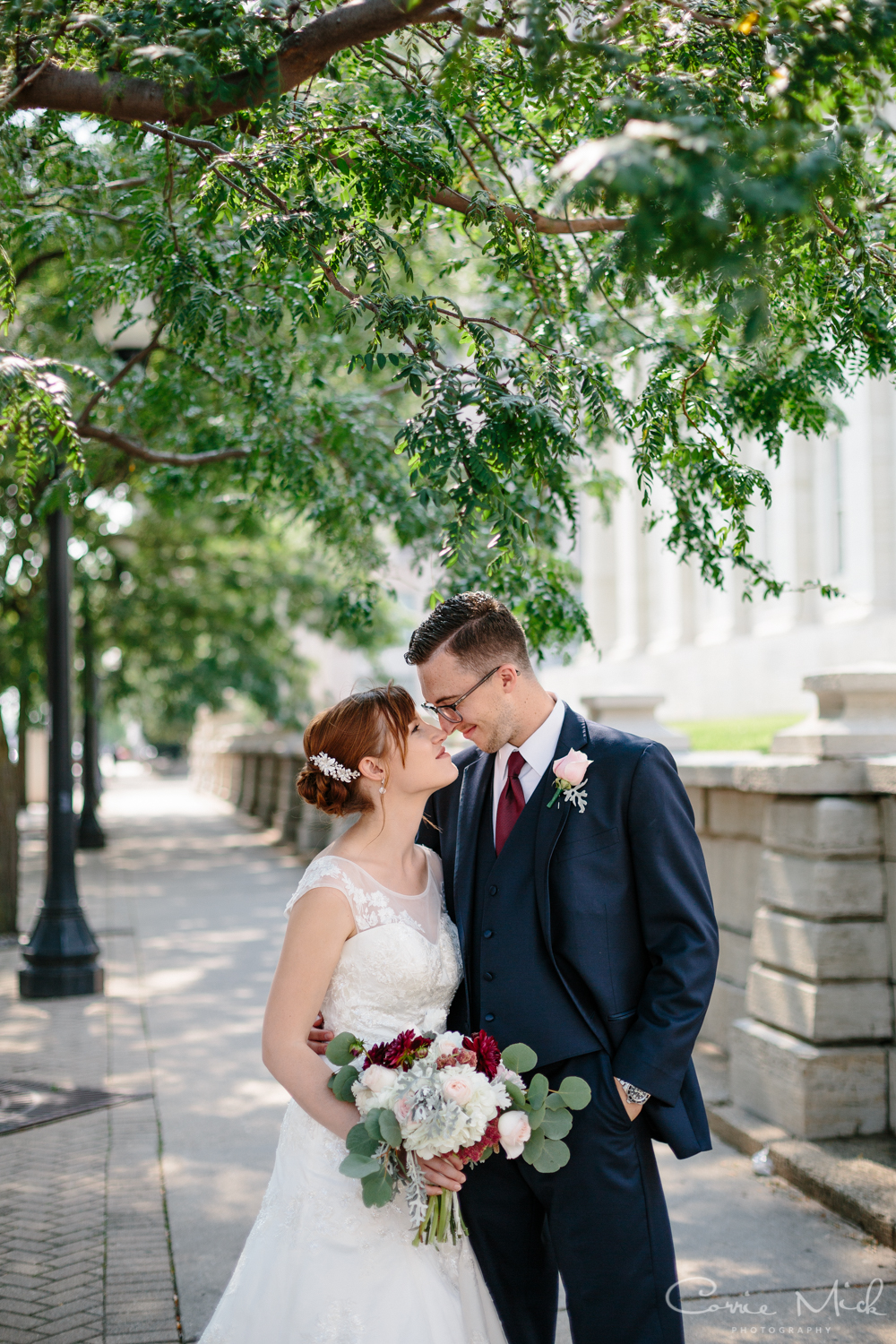 Elegant, Top of the Market Ohio Wedding - Corrie Mick Photography - Portland, Oregon Photographer-141.jpg