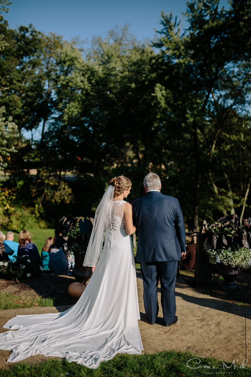 Clary Gardens Wedding - Portland, Oregon Photographer - Corrie Mick Photography-150.jpg