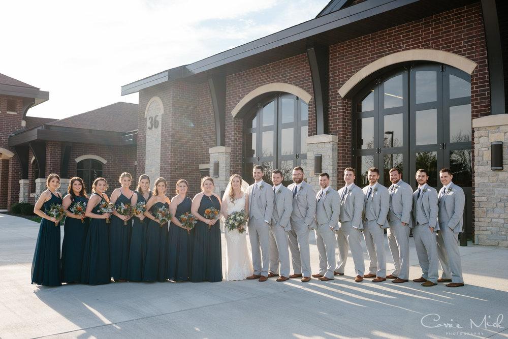 Fun, Beautiful Wedding - Portland, Oregon Photographer - Corrie Mick Photography-127.jpg