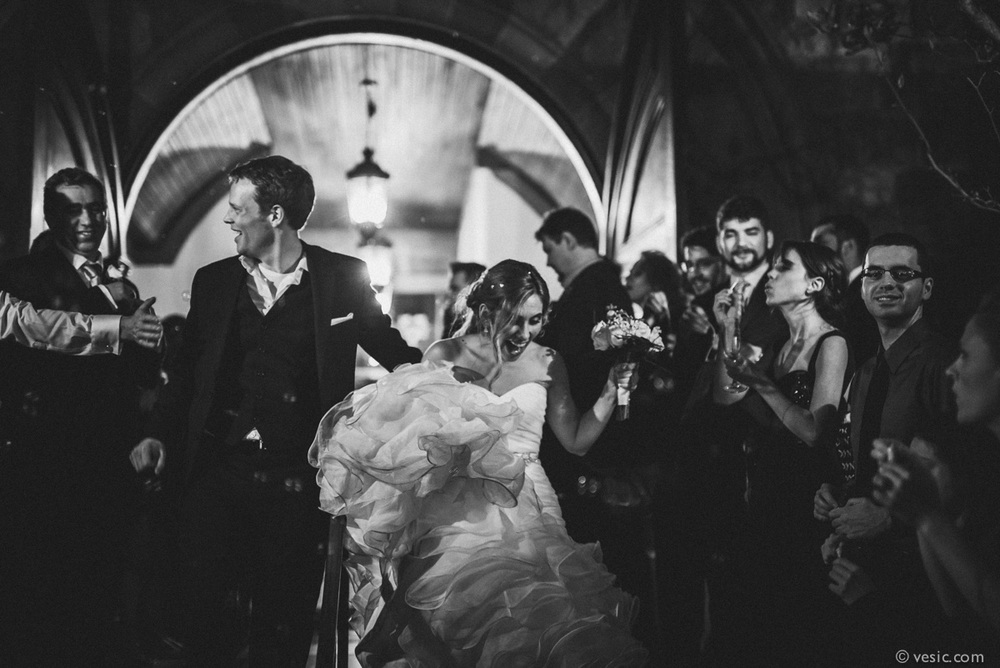 """This band got ABSOLUTELY EVERYONE onto the dance floor. It was packed the entire night!""   Lera & Shor - 2/14/2015"