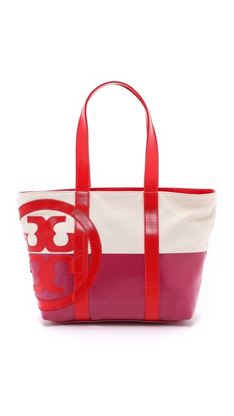 Bright Beach Tote