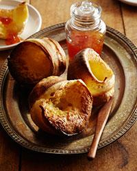 Orange Popovers from Grace Parisi via Food and Wine
