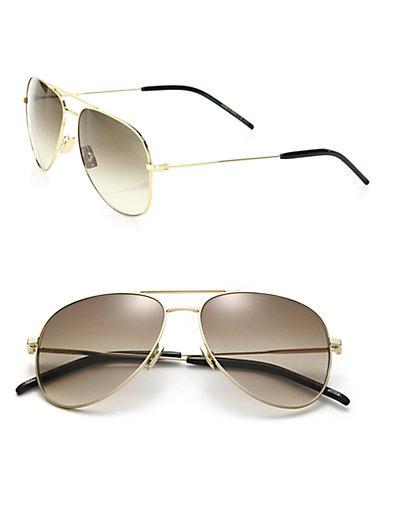 Saint Laurent Gladiator Sunglasses