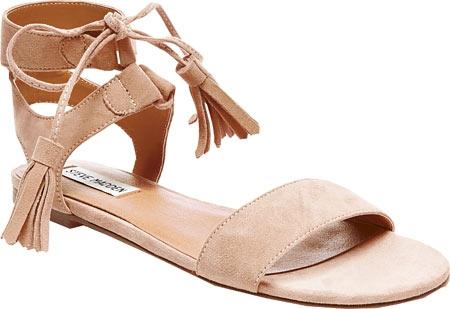 Women's Steve Madden Daryyn Sandal - Sand Suede Sandals