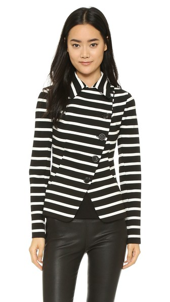 Bailey44 Trojan Striped Jacket