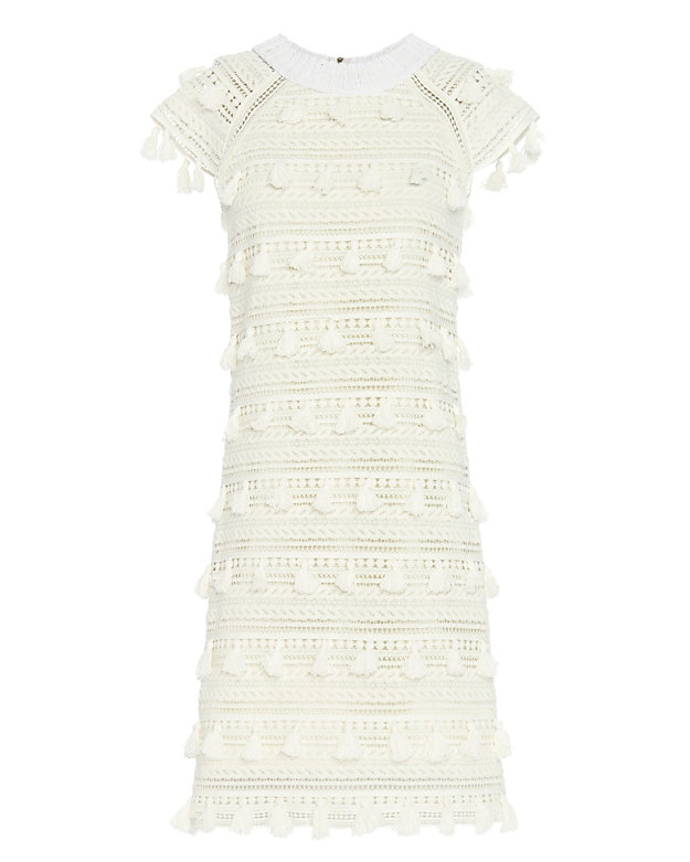 Sea Tassel Sheath Dress at Intermix