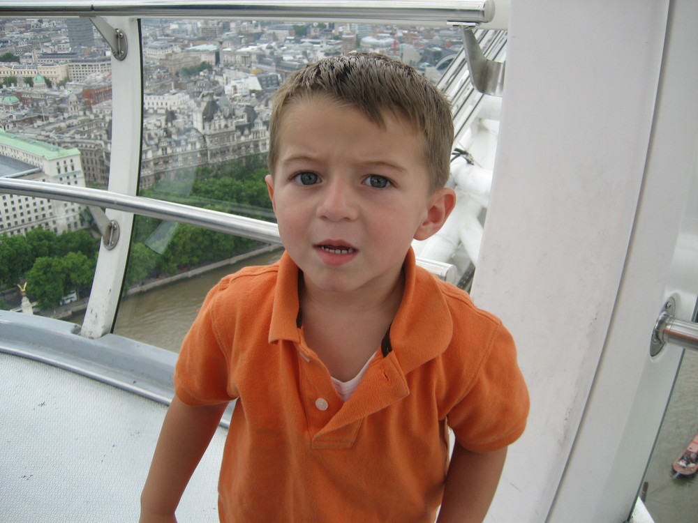 Dieter | The London Eye