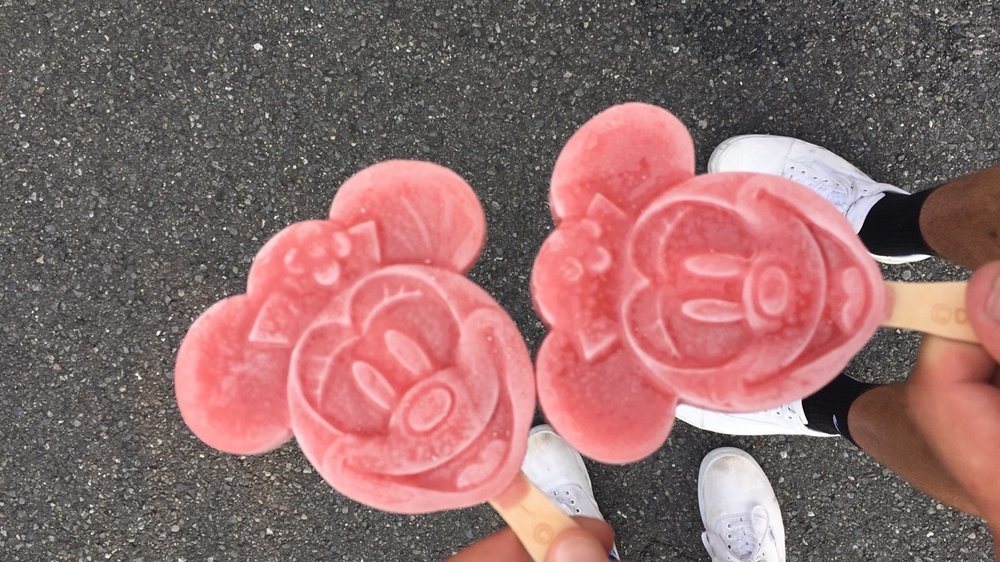 So Many Treats at Disney