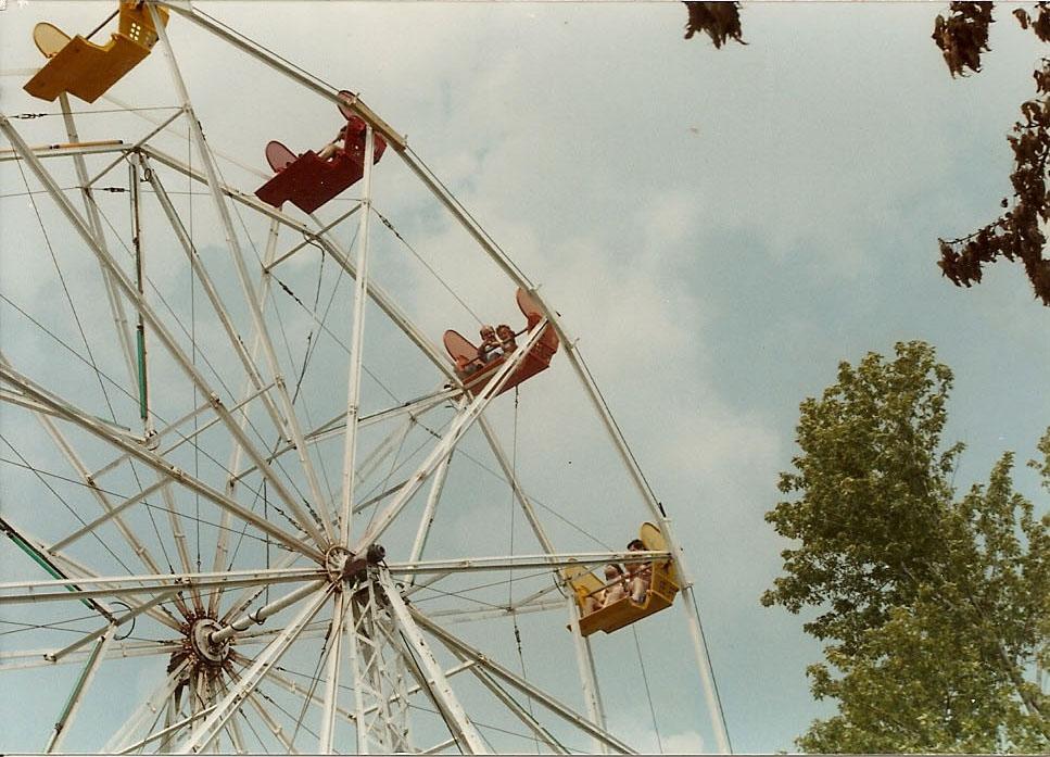 80's carnival