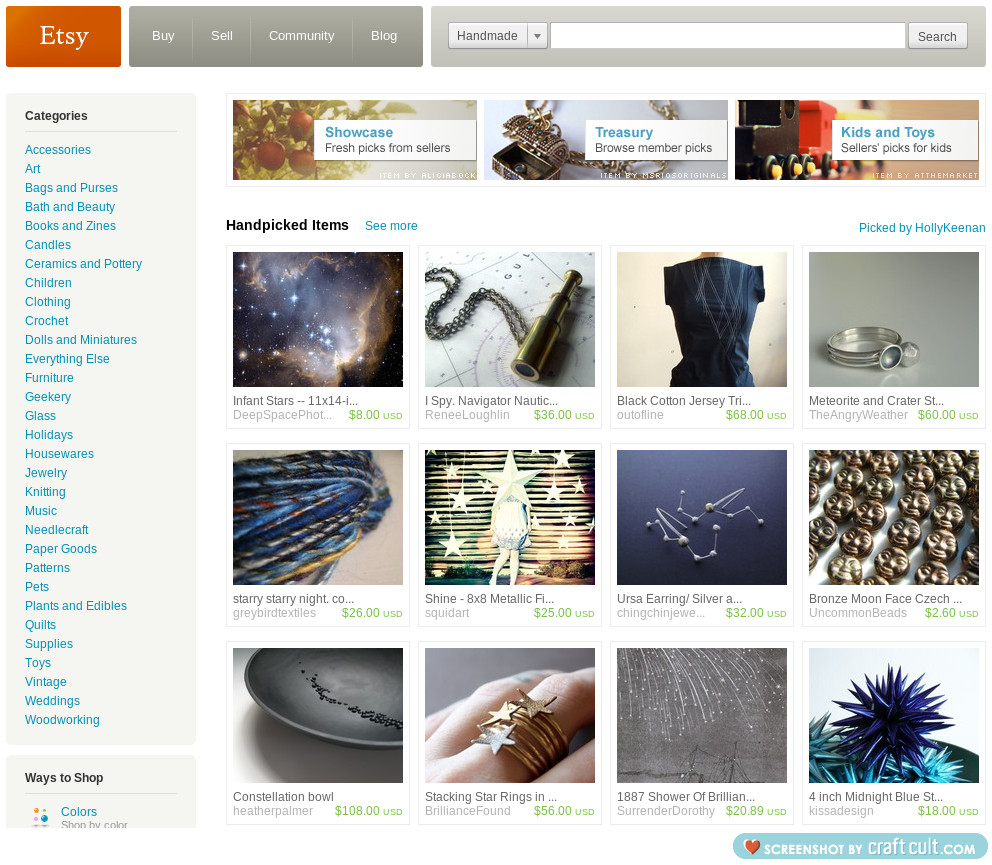 "My ""Dear Lyra"" treasury on the front page!"